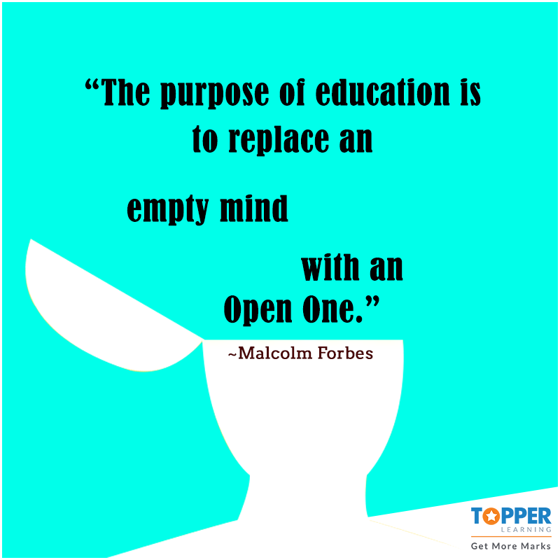 Nice Quotes On Education: Good Morning! #MalcolmForbes #Quotes #Education