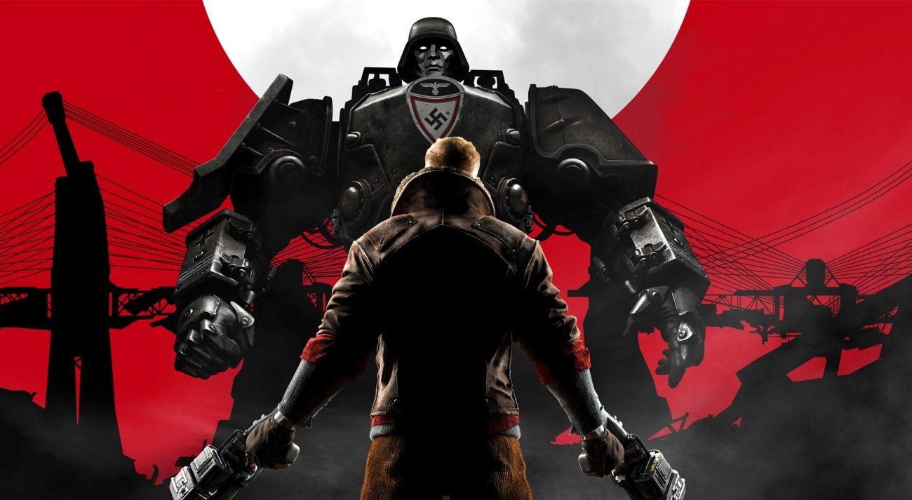 Wolfenstein 2 Evil Within 2 And Prey 2 Reveals Rumored For E3 Wolfenstein The New Colossus Wolfenstein 2