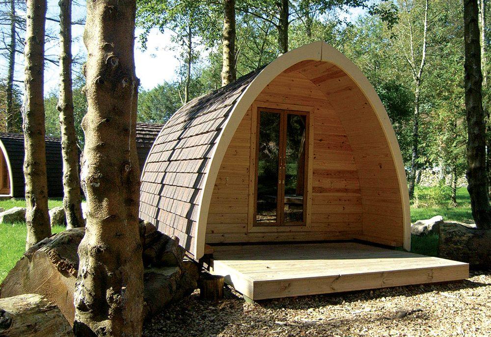 Le pod l atelier d habitation du patriote vend en exclusivit au qu bec le pod un nouveau - Petites maisons en bois ...