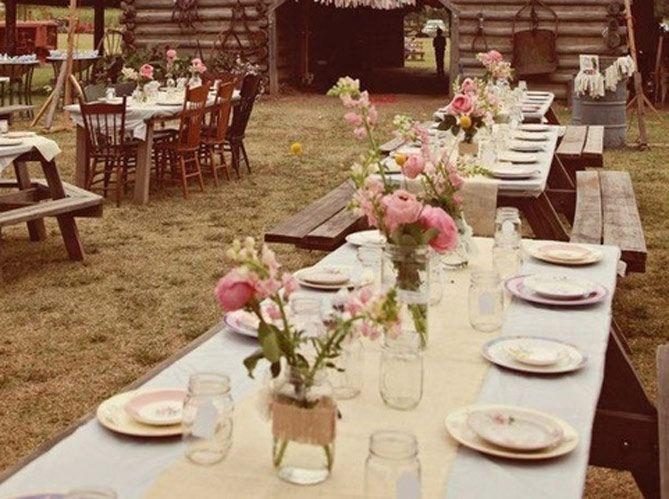 Trouvez Un Th Me De Mariage Qui Vous Ressemble D Corations Vintage Tables Mariage Et Vintage