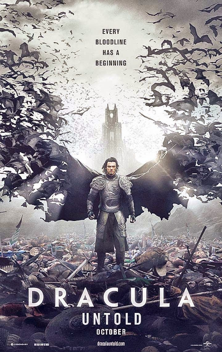 Dracula Untold 2014 Dracula Untold Movies 2014 Vampire Movies