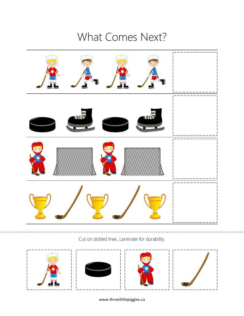 super cute and fun hockey themed activities hockey winter sports games sports activities. Black Bedroom Furniture Sets. Home Design Ideas