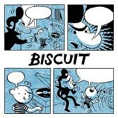 BISCUIT https://records1001.wordpress.com/