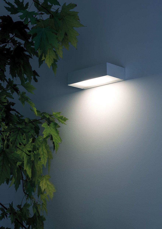 JULIET - Lampada LED da parete per esterni - IP65 2014 Metallo ...