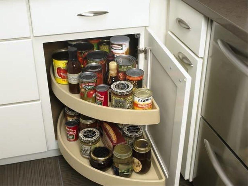 Kitchen Cabinet Racks Storage Blind Corner Cabinet Organizer Ideas Http Storage