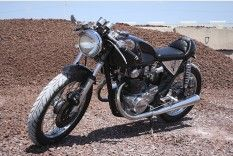 Classic Cafe CB450 Racer