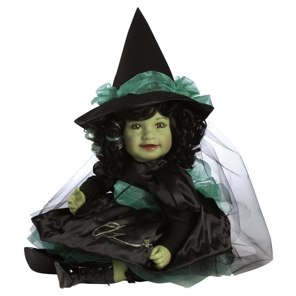 WICKED WITCH OF THE WEST WIZARD OF OZ CHARISMA ADORA BABY DOLL FOR ...