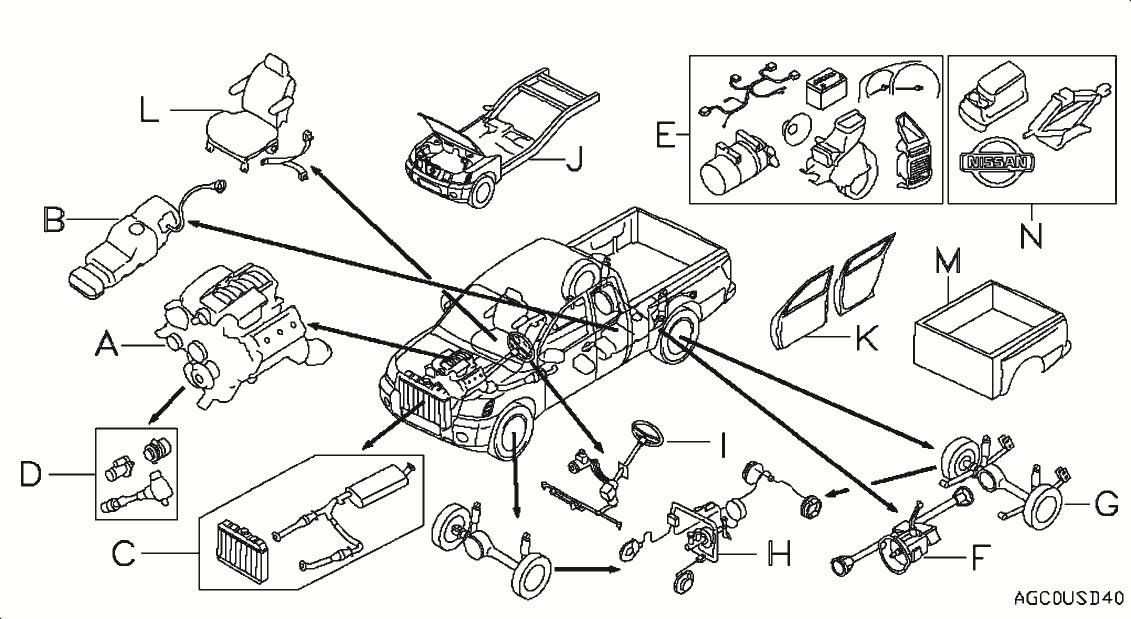 50 2002 Nissan Frontier Parts Diagram Qc8z In 2020 Nissan Nissan Titan Nissan Frontier