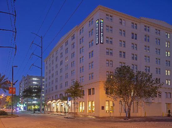 Tripadvisor Review For Hyatt Place New Orleans Convention Center