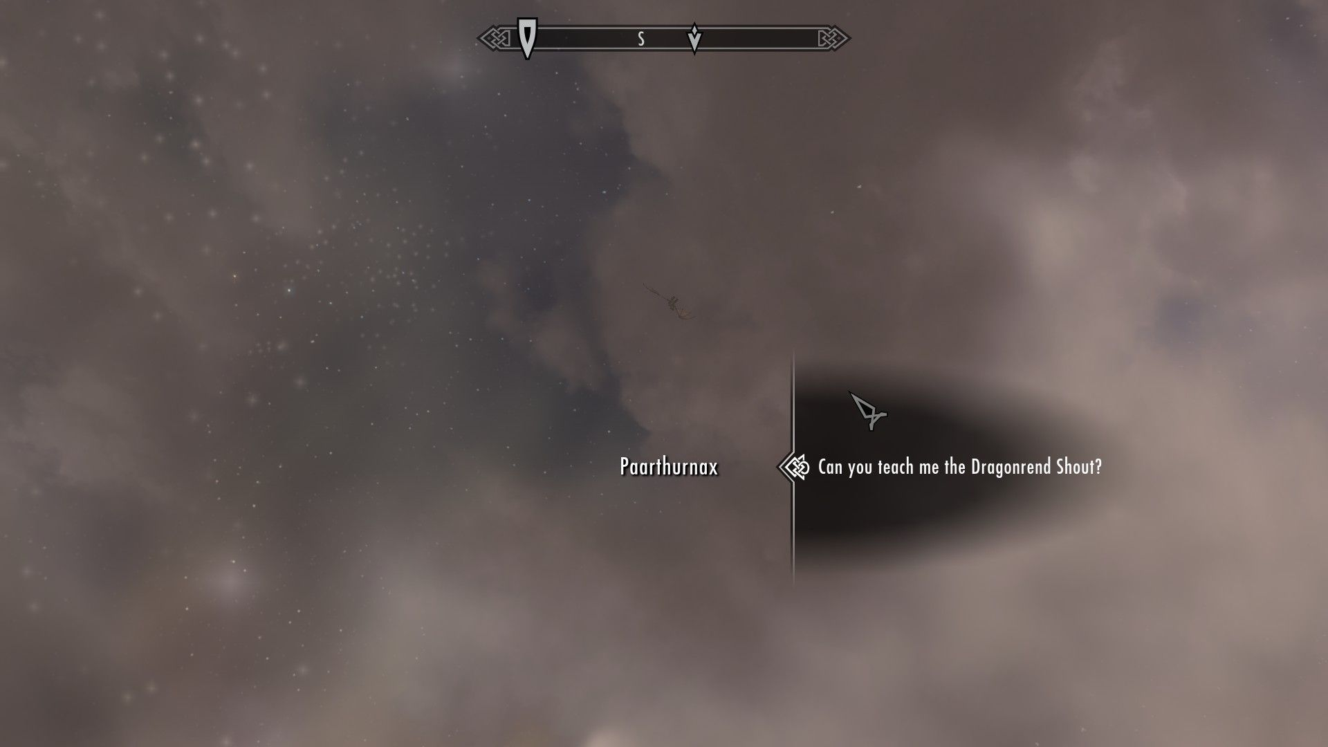 Paarthurnax can into space #games #Skyrim #elderscrolls #BE3 #gaming #videogames #Concours #NGC