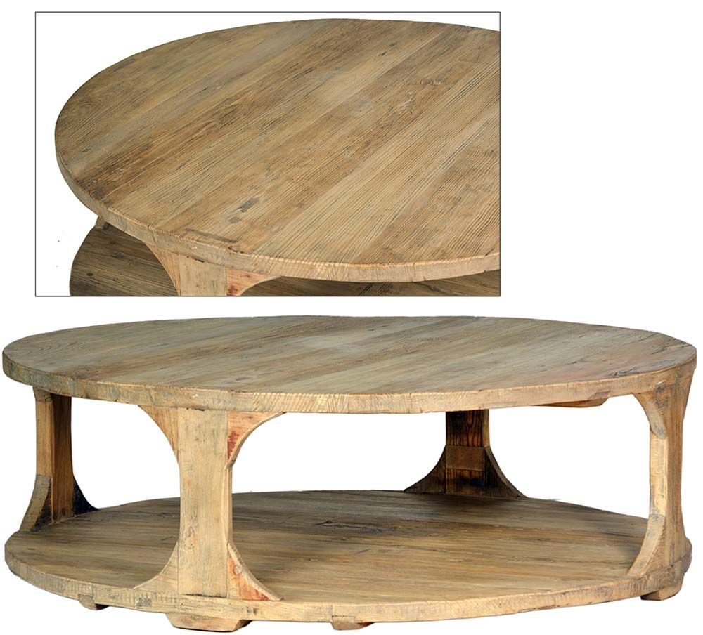 Round Coffee Table Dovetail Furniture Round Coffee Table Furniture