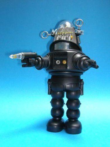 Vinimates Forbidden Planet Film Robby le Robot Figurine en Vinyle