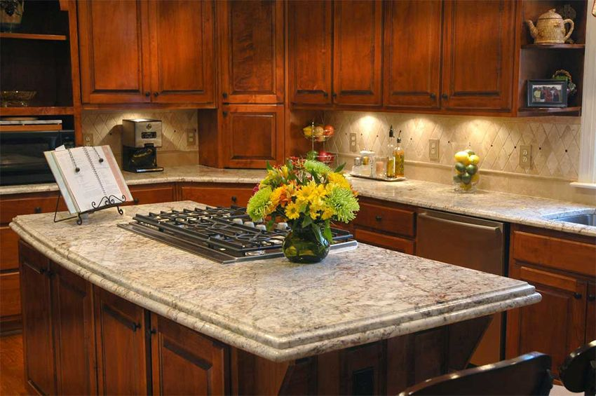 Granite Countertops Typhoon Bordeaux Granite Countertops