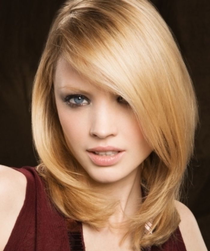 Best Hairstyles For Oval Faces short hairstyles oval faces Medium Haircuts