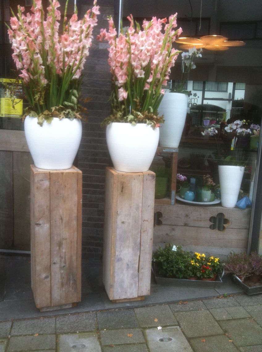 Gladiolen! @bloemmarie