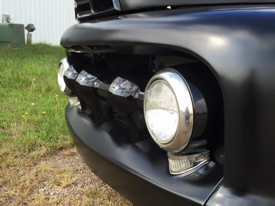 1952 Ford F1 F100 Custom 6