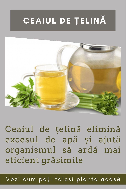 Cele mai bune ceaiuri pentru slabit si pentru arderea grasimilor