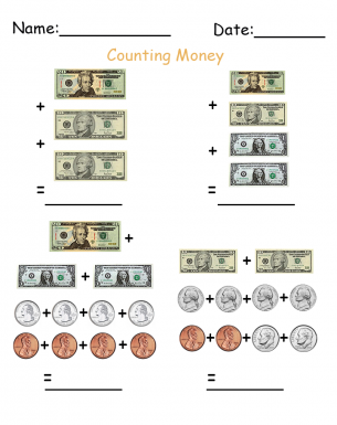 more counting money printable worksheets repin and share the gift of learning educational. Black Bedroom Furniture Sets. Home Design Ideas