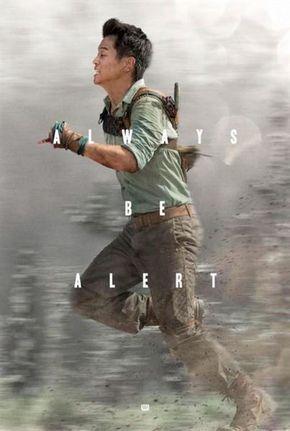 'El corredor del laberinto': Nuevos póster de la adaptación al cine del libro de James Dashner - Álbum de fotos - SensaCine.com