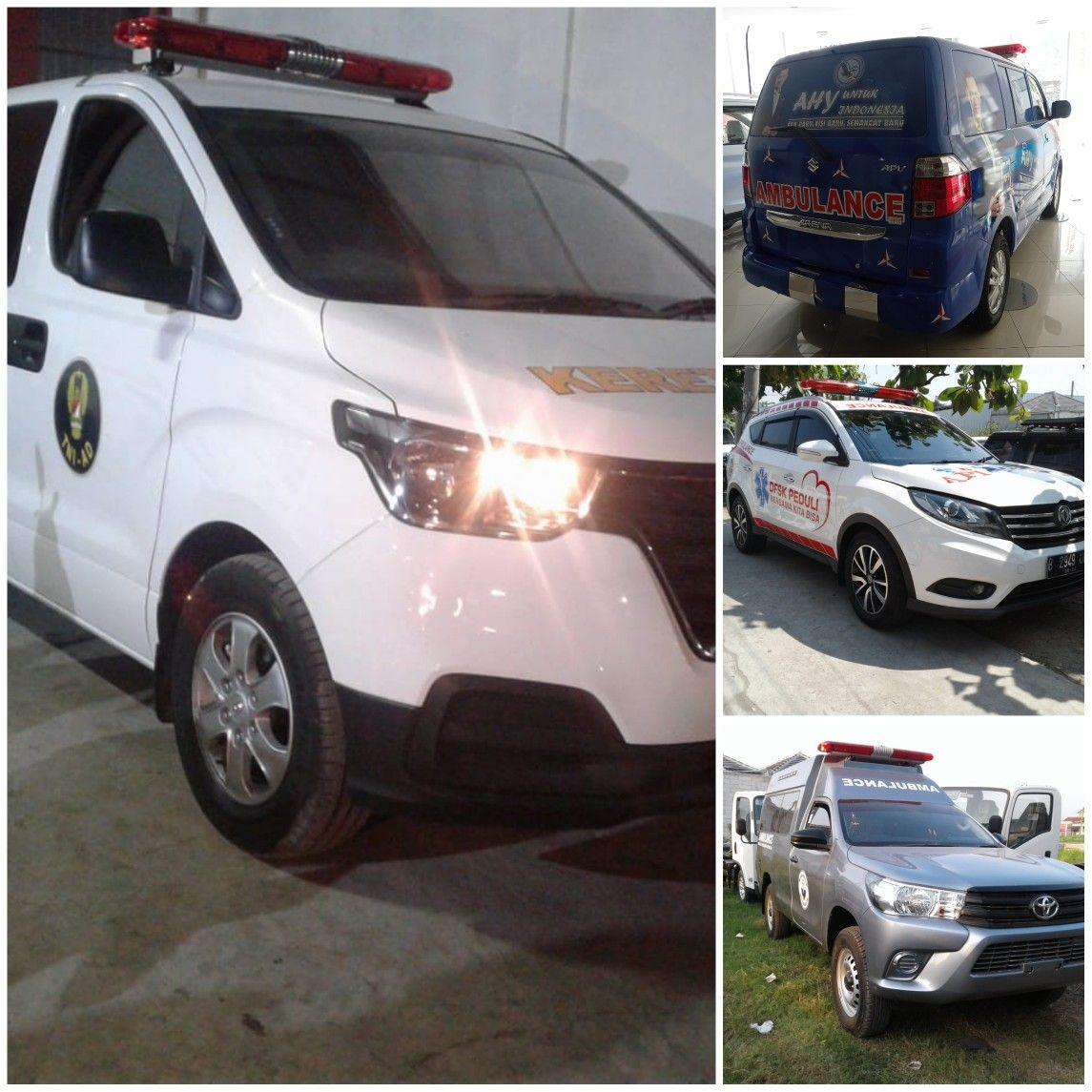 Pin Oleh Andre Hidayat Di Produk Karoseri Ambulance 70 085925340494ance