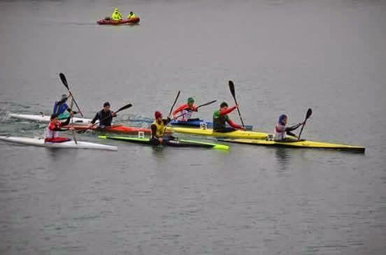 Elite Kayak Blog: Miguel Llorens se impone en la primera prueba de la Liga Cántabra