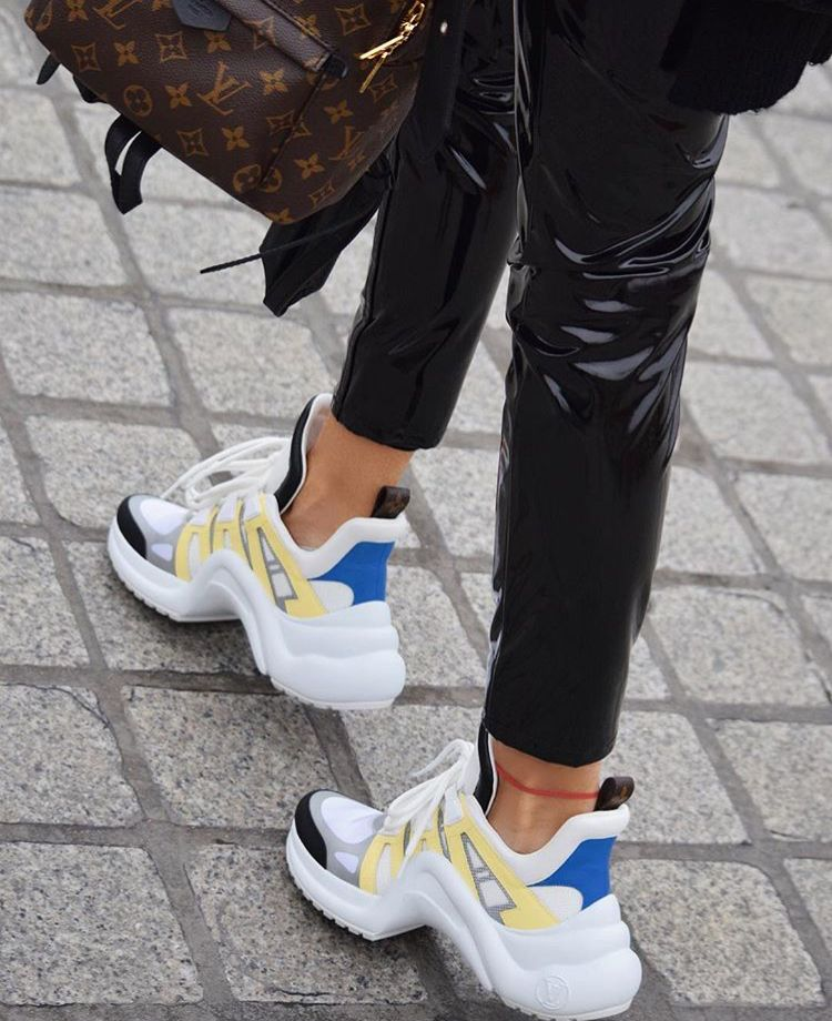 aaae50e4ff70 pinterest   amirahlatanice Archlight LV Sneakers. pinterest    amirahlatanice Archlight LV Sneakers Louis Vuitton Shoes Sneakers ...