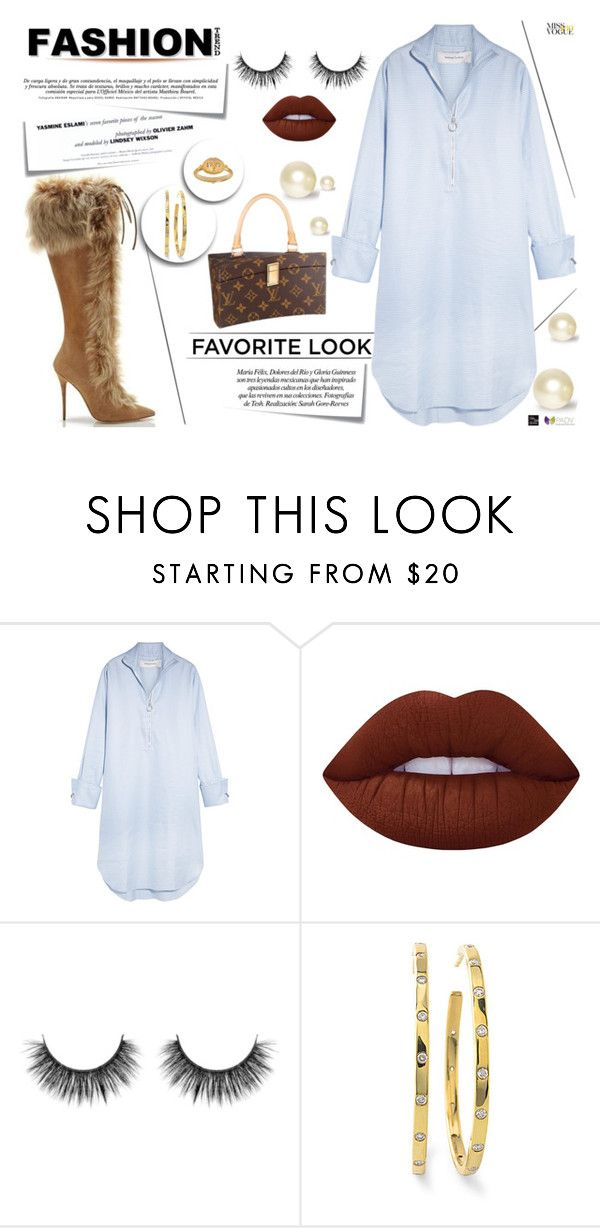 """""""Favorite Looks"""" by yurisnazalieth ❤ liked on Polyvore featuring Marques'Almeida, Manolo Blahnik, Louis Vuitton, Post-It, F, Magdalena, Lime Crime, Ippolita and Temple St. Clair"""