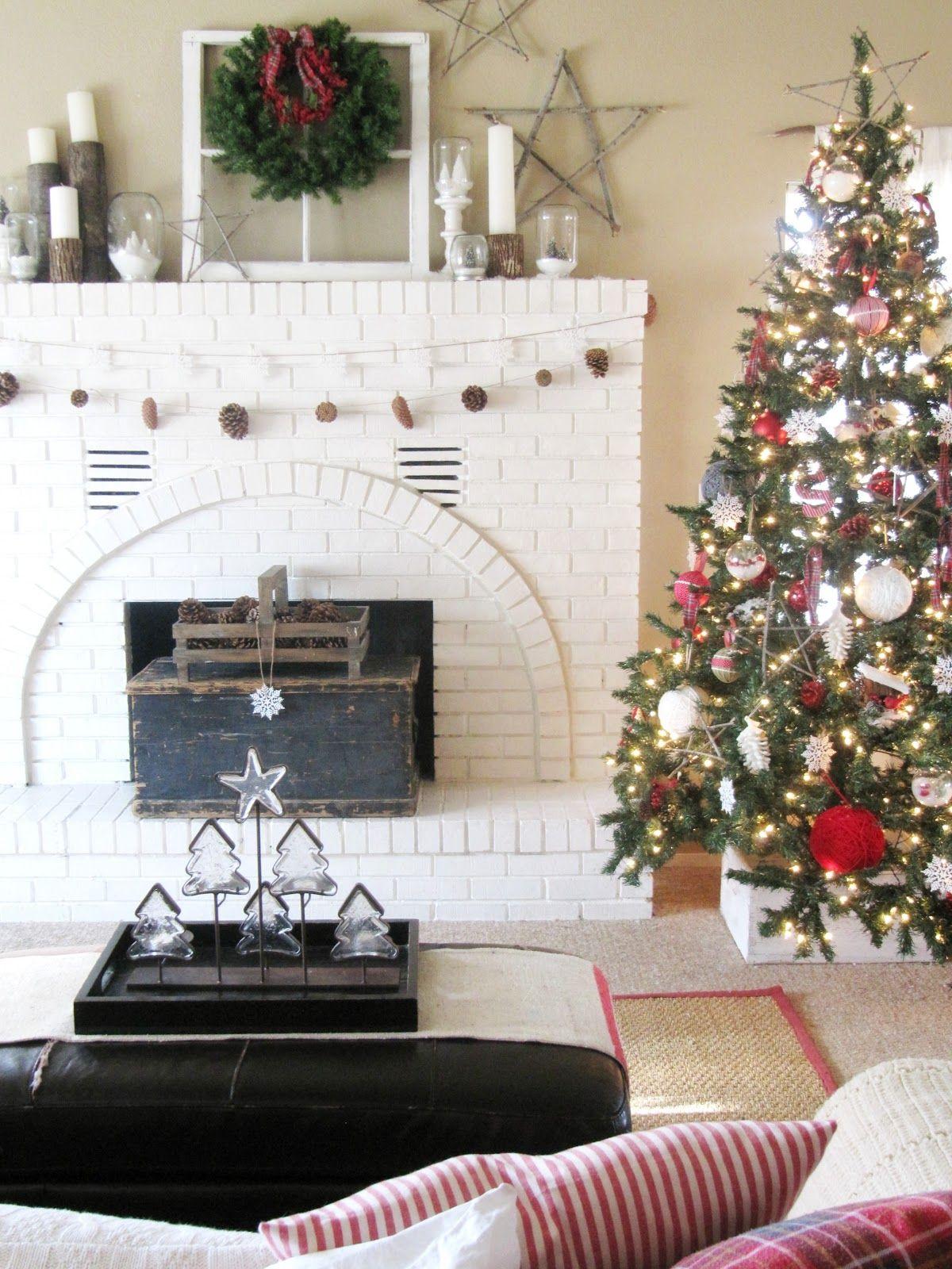 fifties christmas decorations