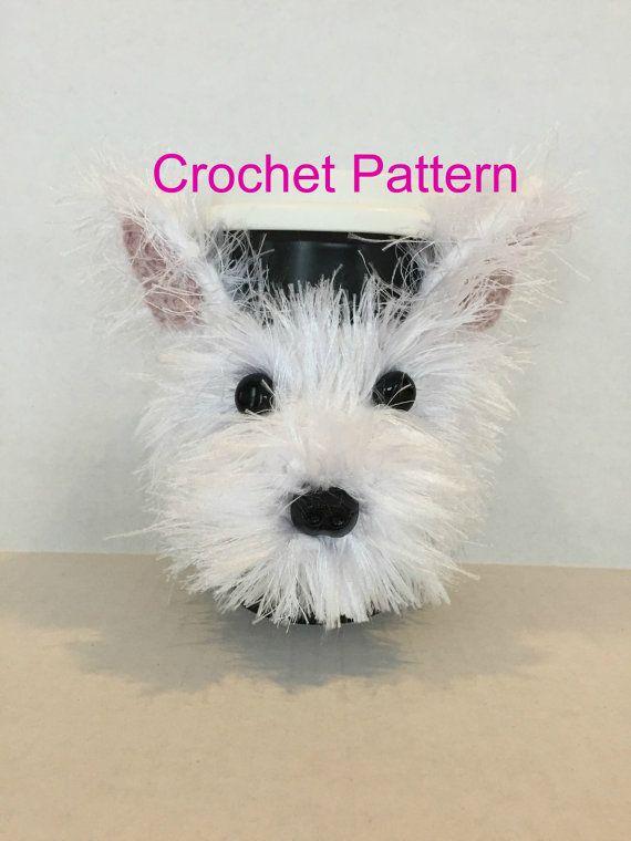 Westies - Westie Dog - Dog Crochet Pattern - Crochet Pattern Dog ...