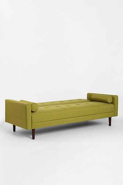 on sale for $299  Night and Day Convertible Sofa - Urban Outfitters
