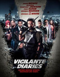 Yuk Nonton Film Action Terbaru Bioskop Studio 21 Vigilante Diaries