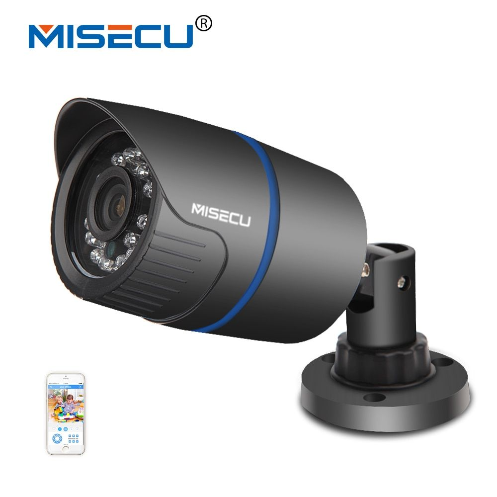 MISECU 2 8mm wide IP Camera 1080P 960P 720P ONVIF P2P Motion