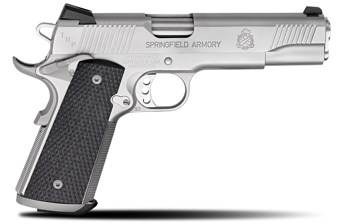 Trp Armory Kote Acp Handguns  Tactical Response Pistol