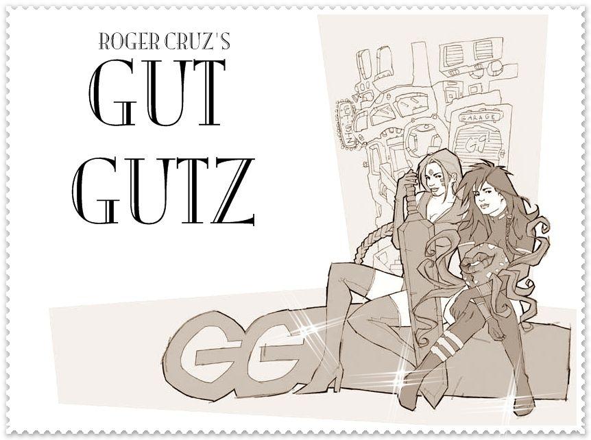 Gut Gutz por Andre Toma e Roger Cruz