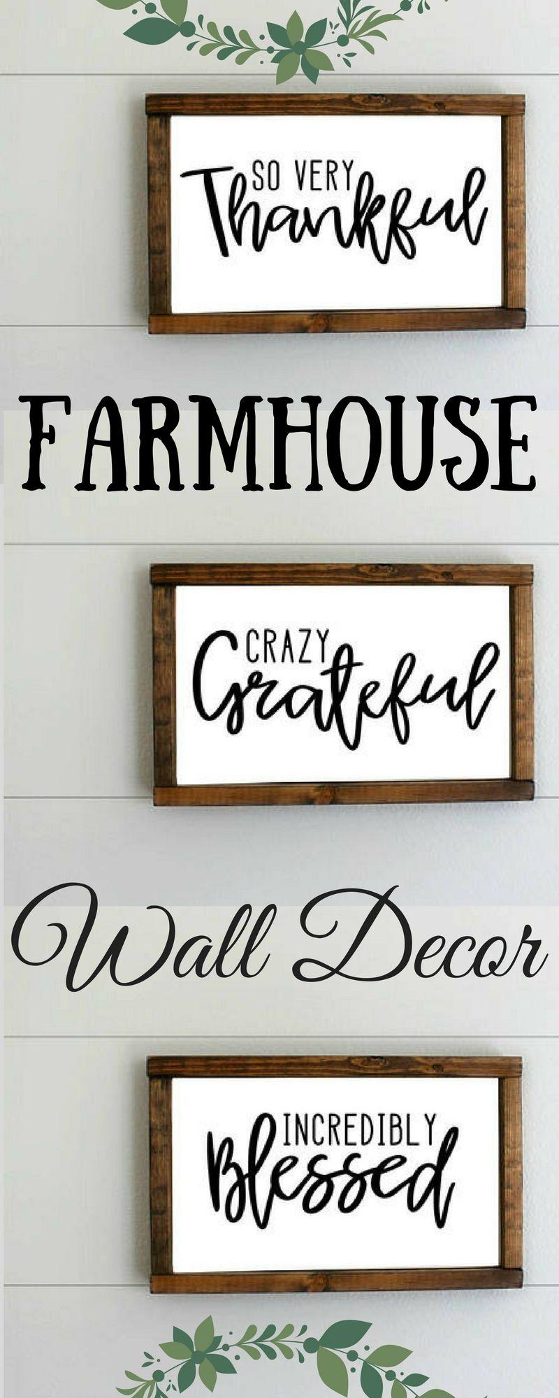 Love This Farmhouse Decor Home Decor Ideas Farmhouse Rustic Wood Signs Diy Cheap Wall Decor Prints Af Rustic Wood Signs Diy Diy Wood Signs Sign Quotes