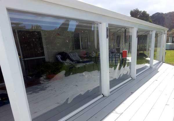 Zip Track Outdoor Blinds Outdoor Blinds Vertical Window Blinds