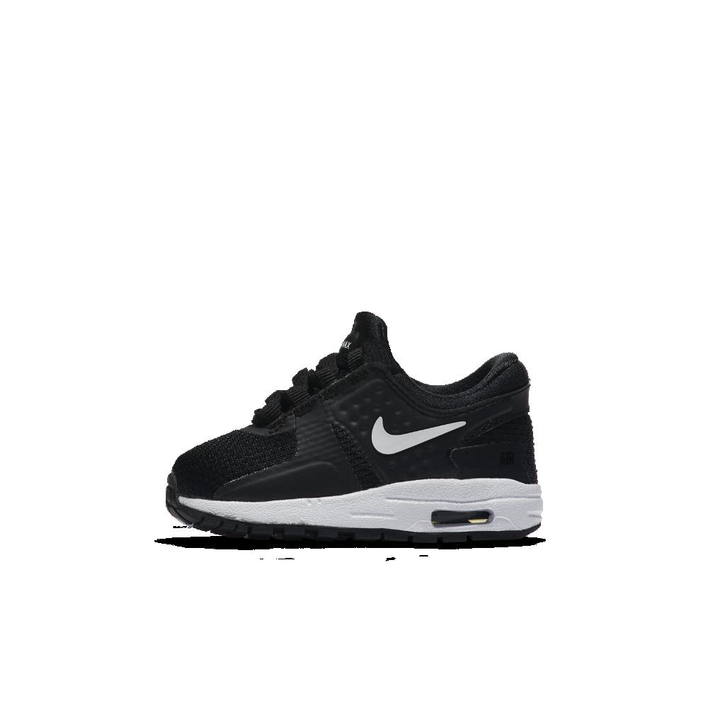 on sale d12f2 8a117 Nike Air Max Zero Essential InfantToddler Shoe Size 10C (Black)