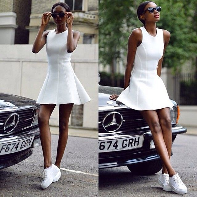 How to Chic: OUTFIT OF THE DAY BY @natashandlovu