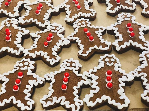Pin by Lauren May on Merry Christmas Gingerbread cookies
