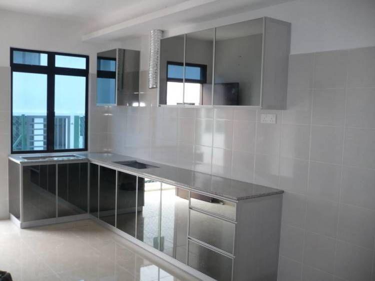 Aluminium Kitchen Cabinet Design Ideas Kitchen Cabinet Design Aluminium Kitchen Kitchen Design Small