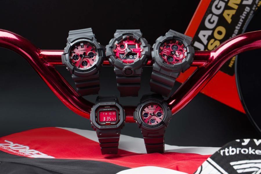 bộ sưu tập đồng hồ casio Nhật Bản