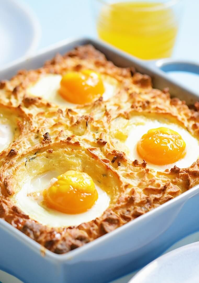 Best Ever Egg Variations For Breakfast images