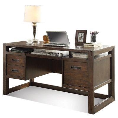 Riverside Furniture Riata Computer Desk U0026 Reviews | Wayfair