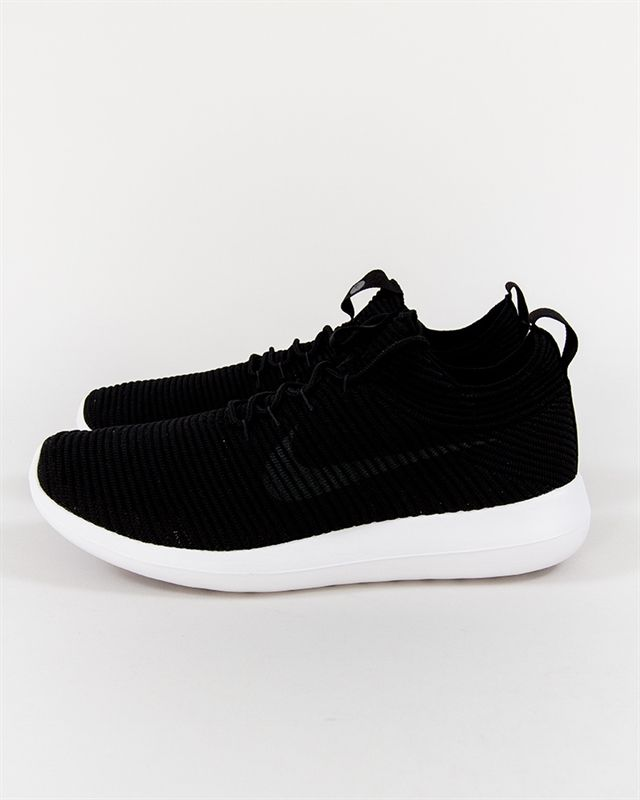 Nike Roshe Two Flyknit V2 - 918263-002 - Black/Anthracite-Black-