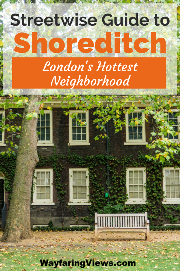 Shoreditch England: 23 Things To Do In Shoreditch That Are Cool, Weird And