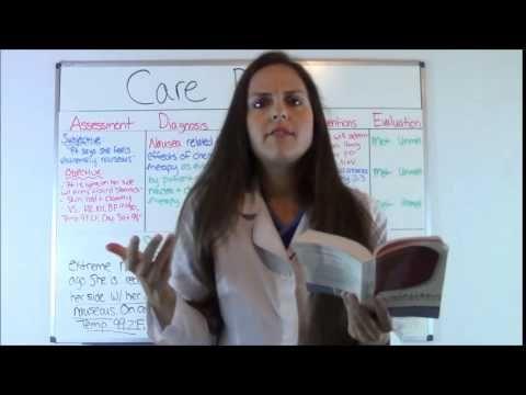 Nursing Care Plan Tutorial | How to Complete a Nursing Care Plan