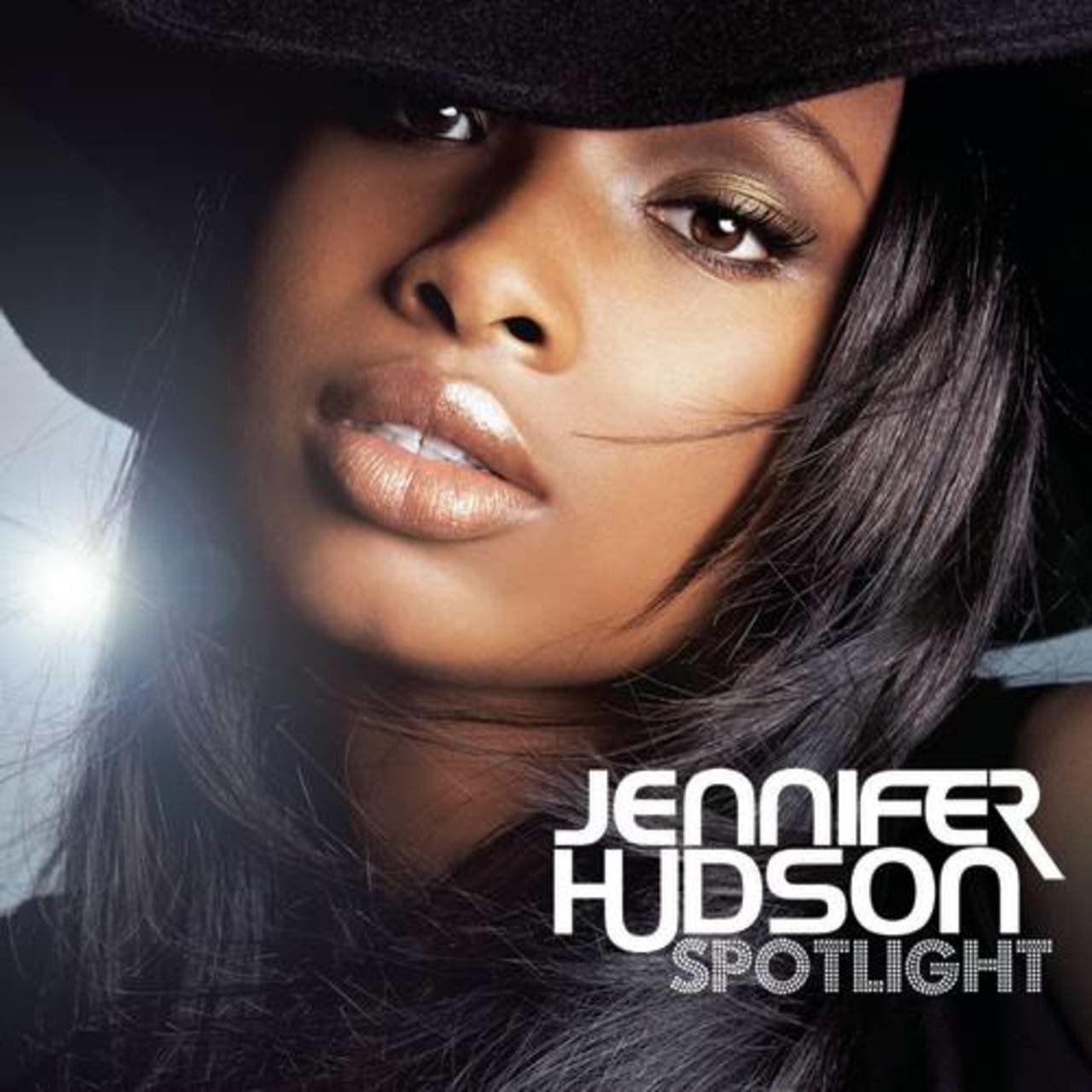 Jennifer Hudson – Spotlight (single cover art)