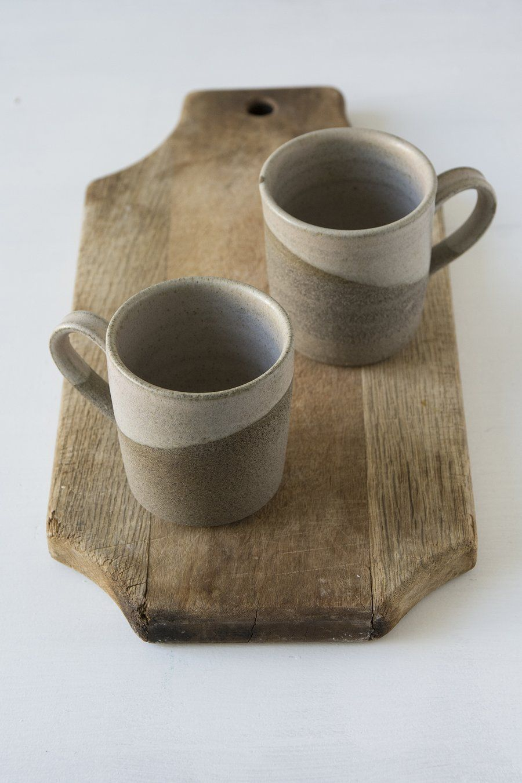 Blush small coffee mug 6 fl oz green coffee cups