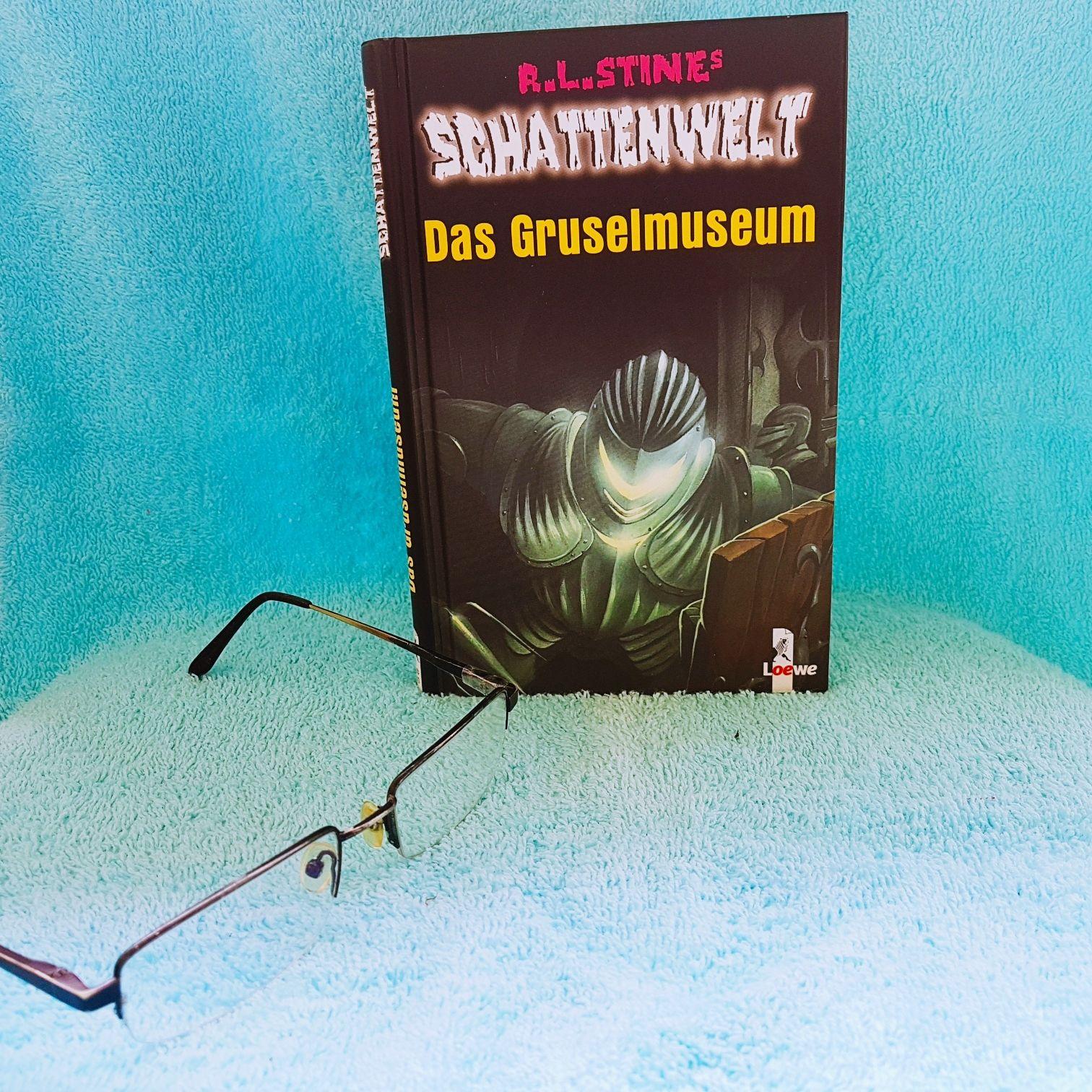 Schattenwelt Das Gruselmuseum von R.L. Stine