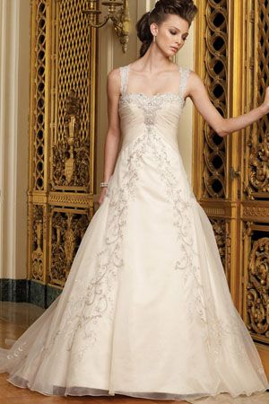 Gowns for Petite Brides | ... Wedding Dresses -> Short beach wedding ...